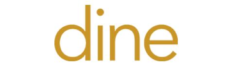 DINEのロゴの画像