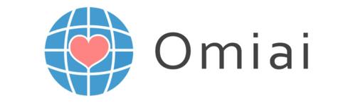 Omiaiのロゴの画像