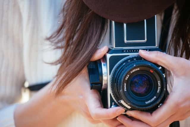 カメラの写真