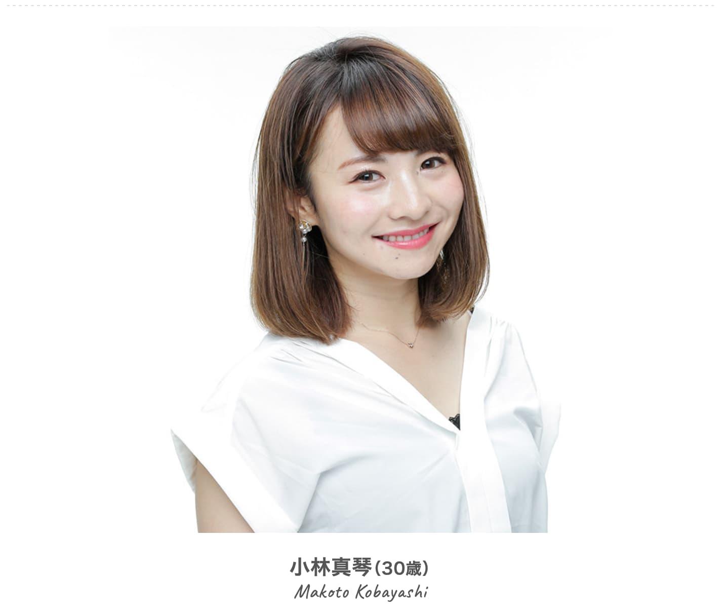 小林真琴のプロフィール画像