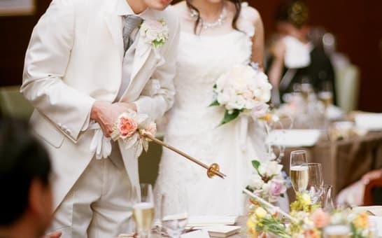 ウィズ婚活記事の結婚の画像